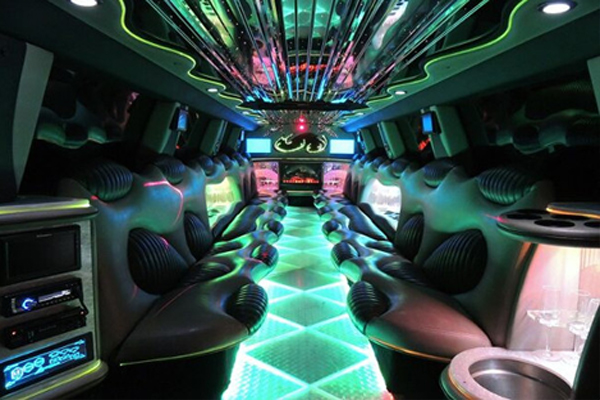 14 Person Hummer Limo Rental San Diego