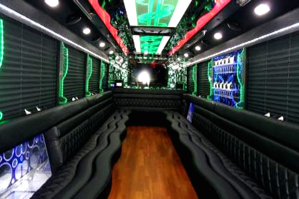 20 Person Party Bus 1 San Diego