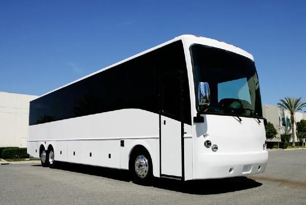 San Diego 50 Passenger Charter Bus